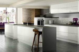 покрытия кухни хай-тек