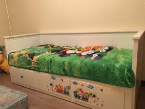 детский диван икеа 10