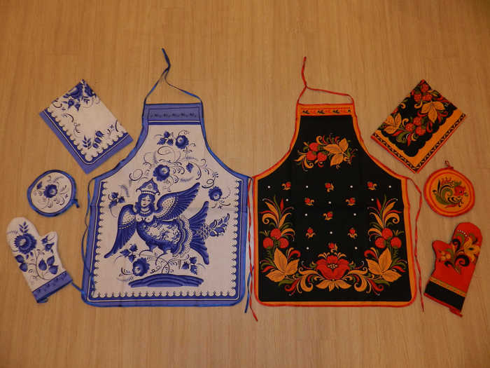 изготовление текстиля в интерьер кухни