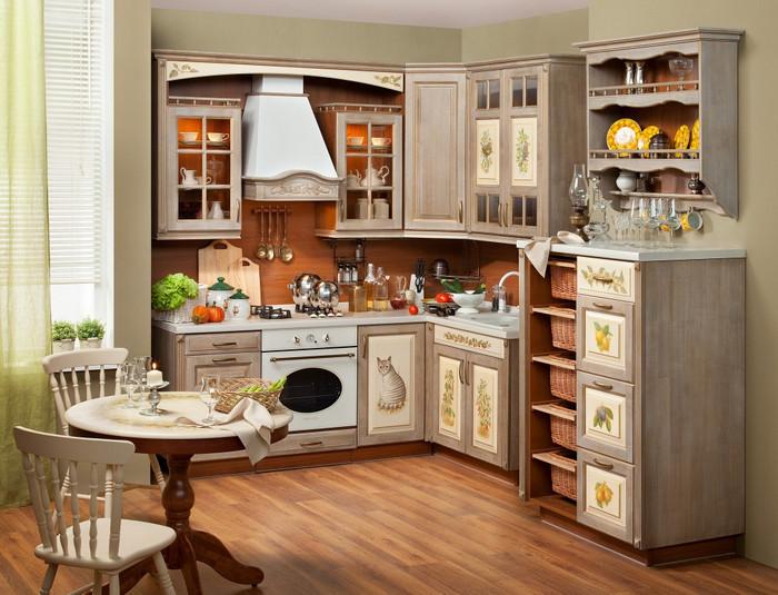 10a-6 Интерьер кухни - 50 самых красивых реальных фото, стили