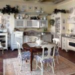 придание свежести старой кухонной мебели 10v