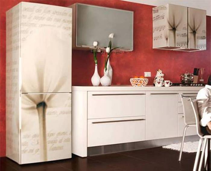 декор кухни и мебели