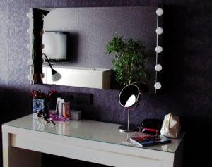 различные зеркала над столиком икеа 12a