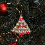 мини-елка на елку