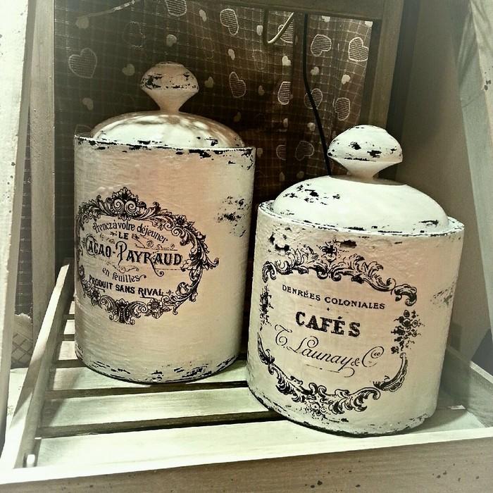 оригинальные баночки своими руками для кухни