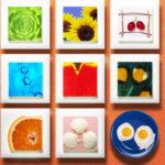 Красивые картины на кухню с изображениями еды 17