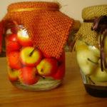 баночки и аксессуары для декора кухни 1818a