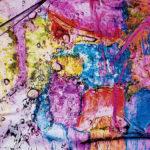 абстрактные изображения и футуристические мотивы