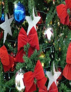 мишура для елки под цвет елки