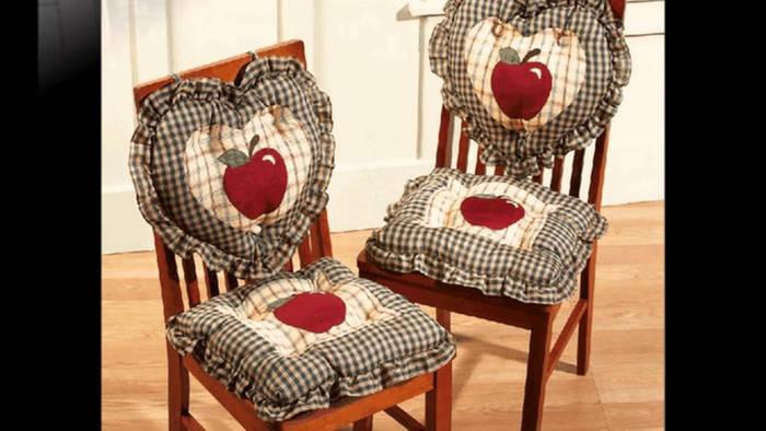 Текстиль в интерьере кухни: идеи для рукодельниц 22