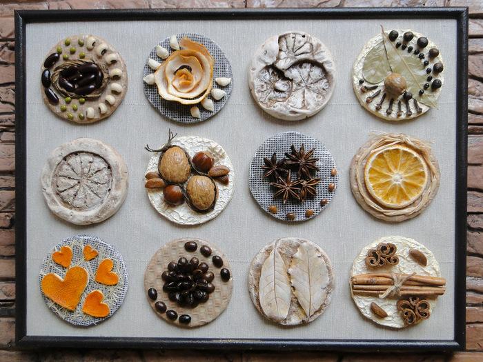 Картины для кухни своими руками