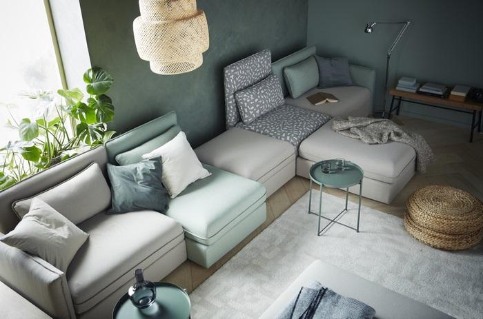 универсальный диван от икеа