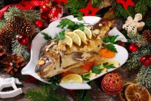 рыба на праздничный стол 2017