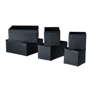 Декоративные коробки СКУББ