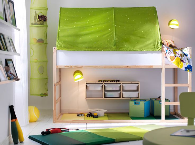 кровать детская икеа 2