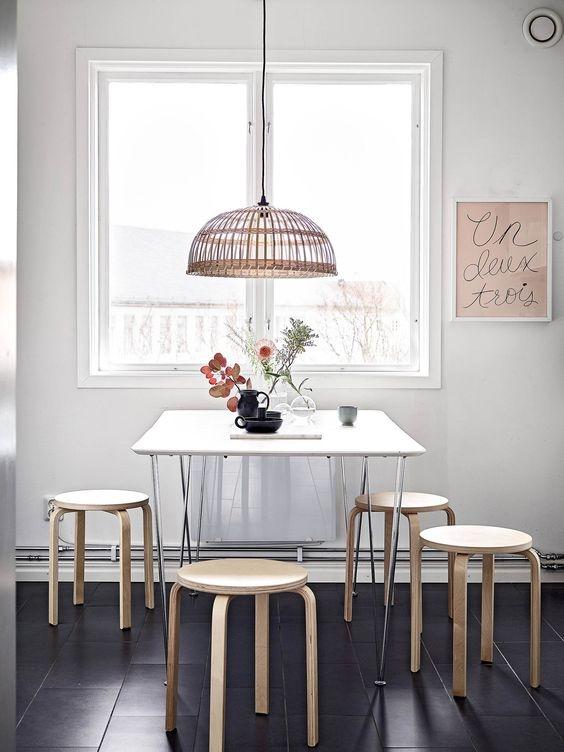 taburete de Ikea