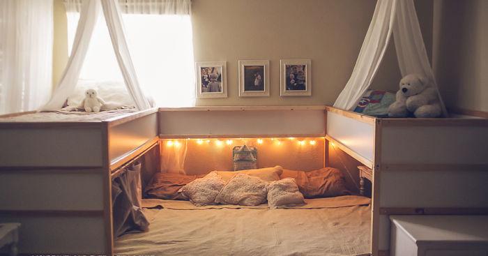кровати икеа 7