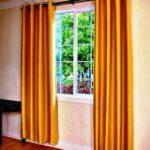 желтые шторы икеа