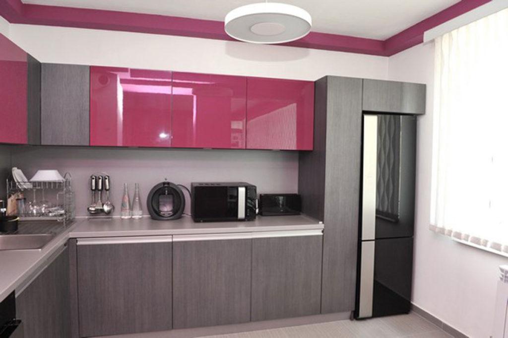 кухня под ключ 9 м2