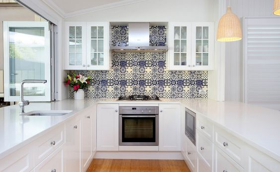 Идеи фартука на кухню своими руками