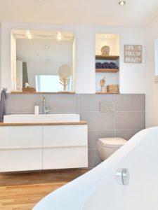 Мебель ГОДМОРГОН в ванной
