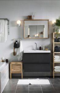 Мебель ИКЕА для ванной