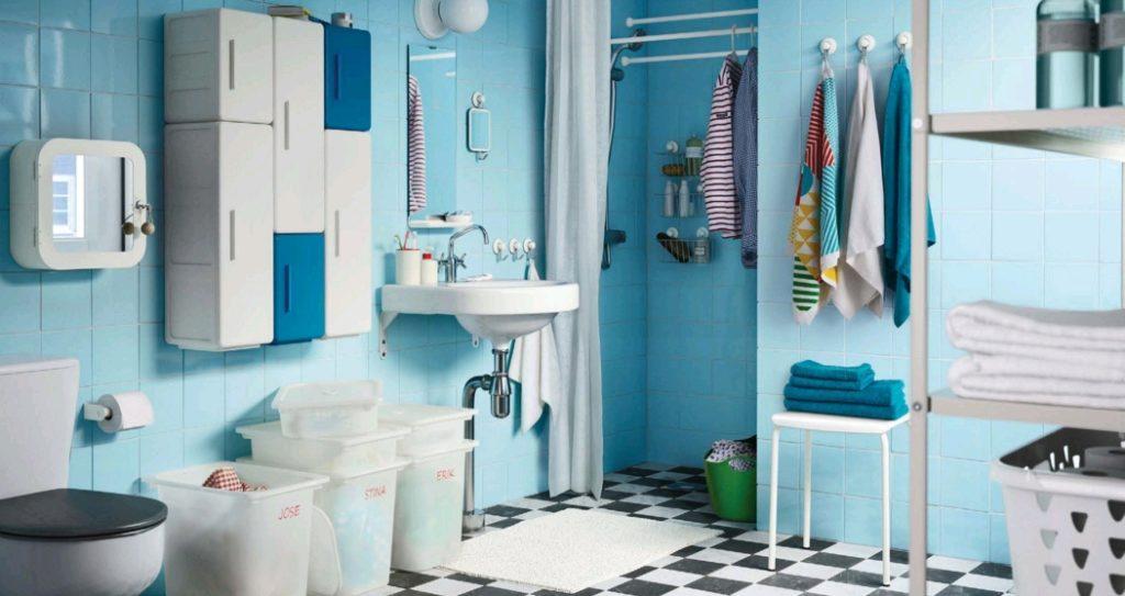 мебель для ванной икеа