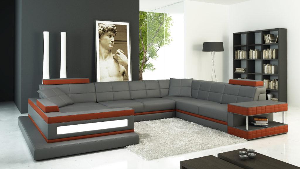 угловой диван икеа 1