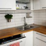 Подвесные кухонные шкафы