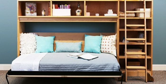 Раскладная шкаф-кровать
