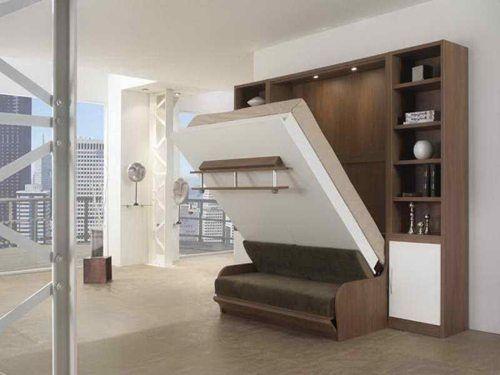 кровати трансформеры икеа фото встроенной в шкаф мебели