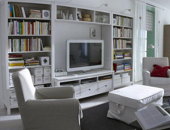 Система ХЭМНЭС в гостинной