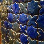 Вариант мозаики для скинали