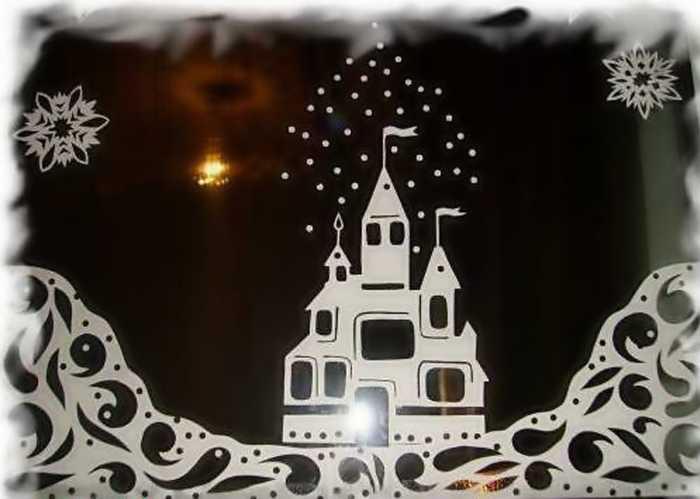 замок на окно