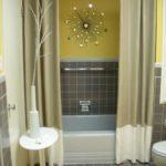 Использование штор в ванной