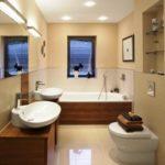 Освещение ванной 4 кв м