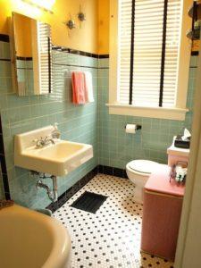 Креативная совмещенная ванная