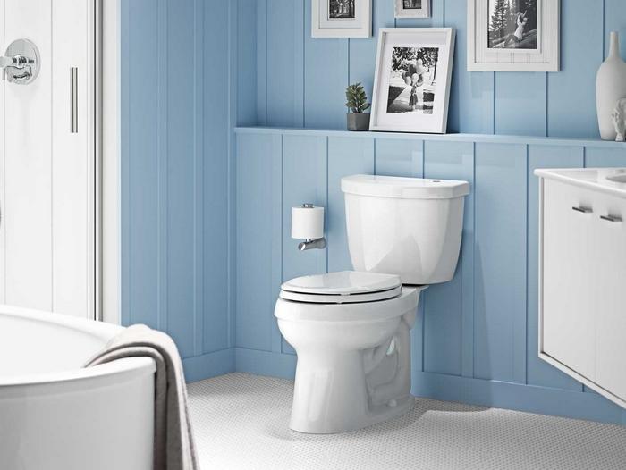 Совмещенная мини-ванная