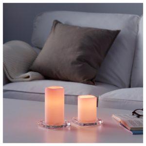 ГОДАФТОН Светодиодная формовая свеча