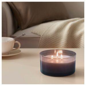 КНЭККА ароматическая свеча в стакане