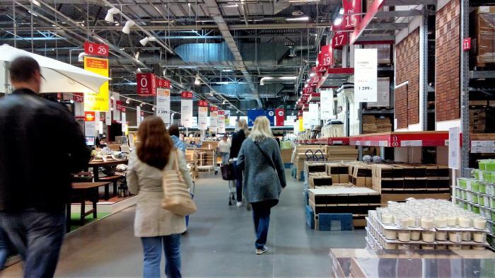 Мебельный гипермаркет «ИКЕА – Белая Дача»