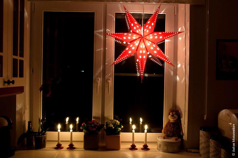Свечи из Икеа