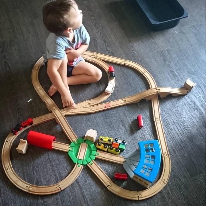 Железная дорога-0
