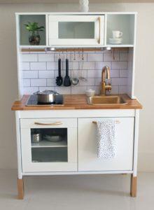 Кухня ДУКТИГ IKEA-1