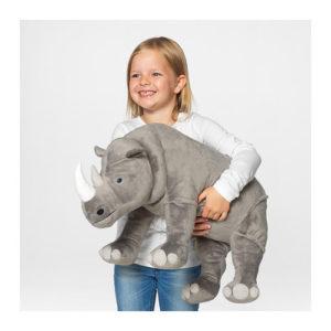 Мягкая игрушка IKEA DJUNGELSKOG-3
