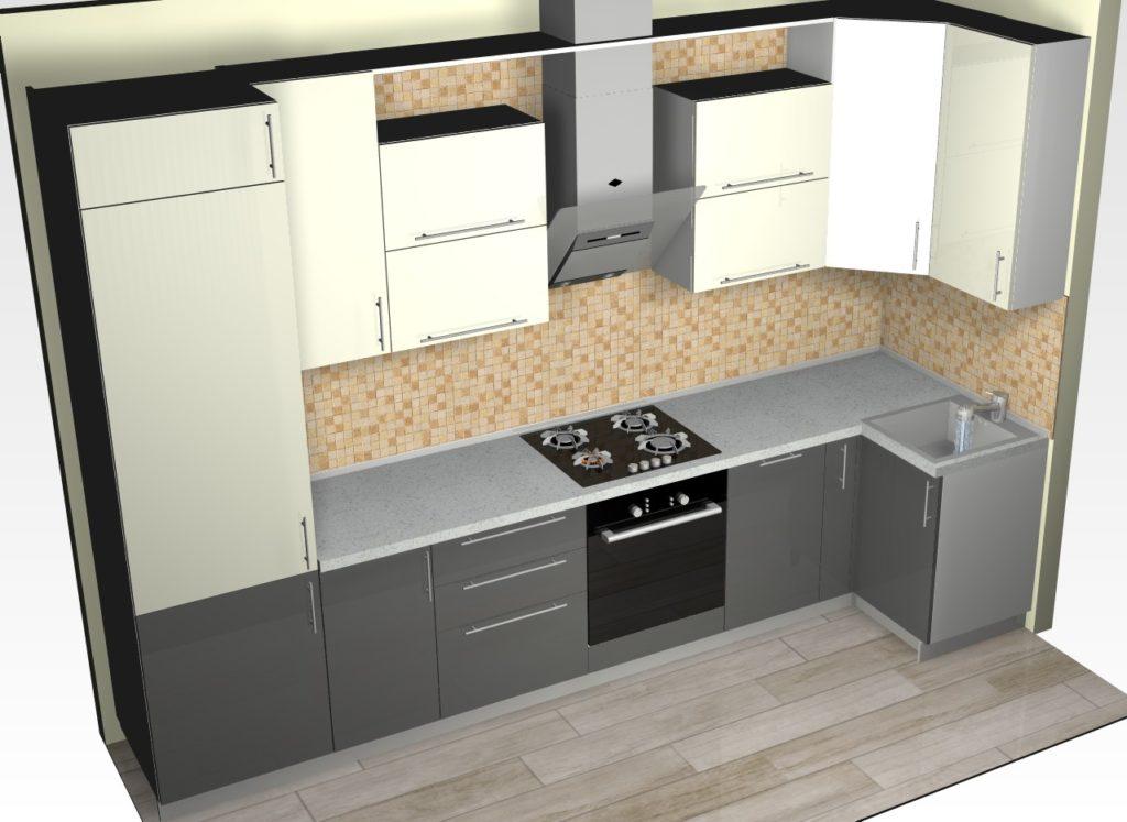 Планирование будущей кухни