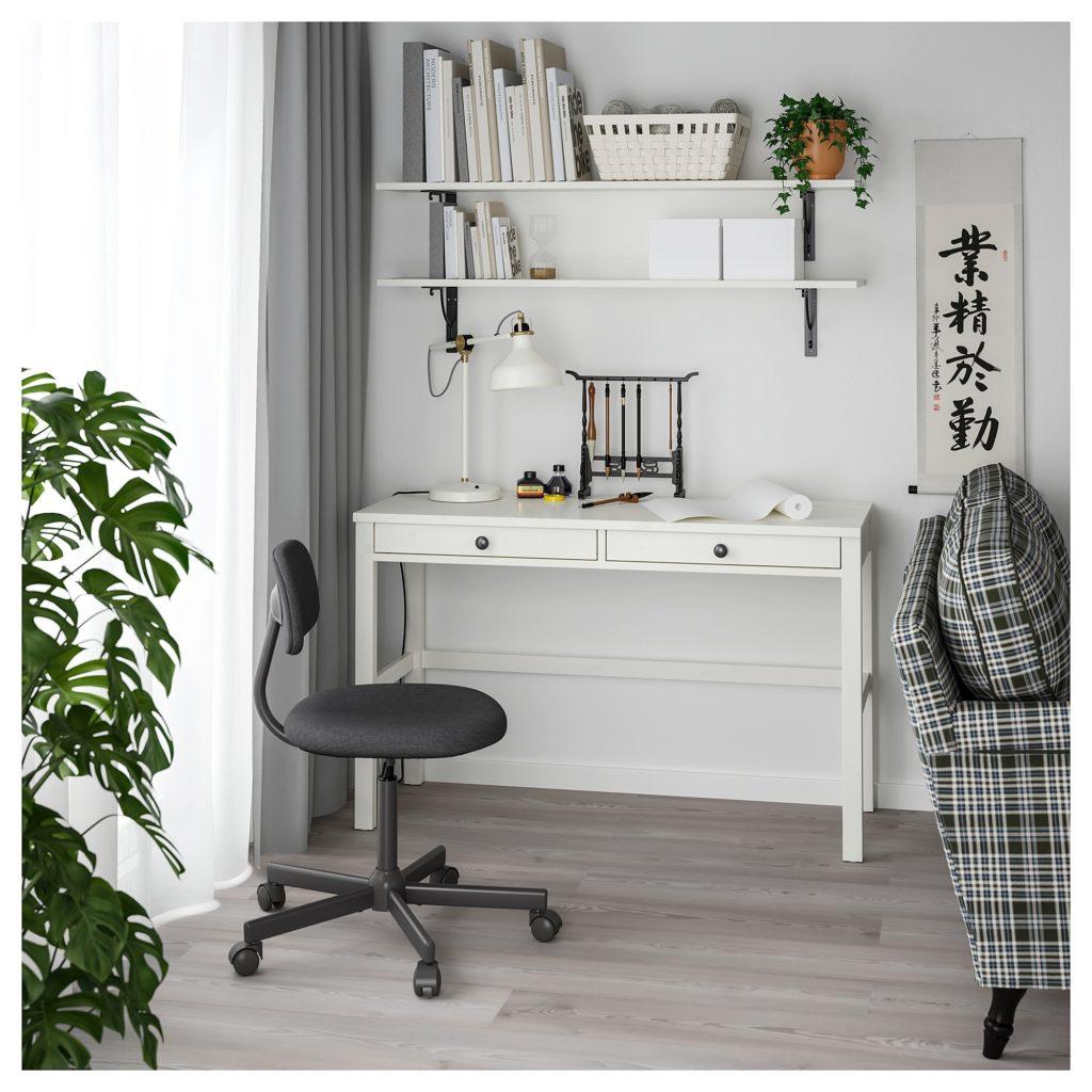 Решение для офиса или кабинета Икеа Хемнэс