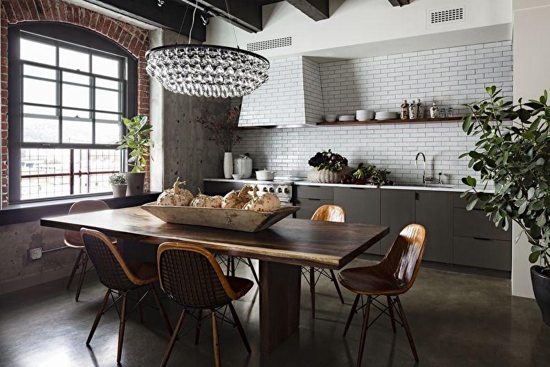 Дизайн и фото кухни